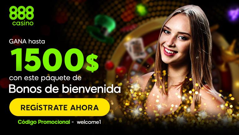Los jugadores de Colombia recibirán 20€ de bono de bienvenida para jugar ¡Sin depósito!