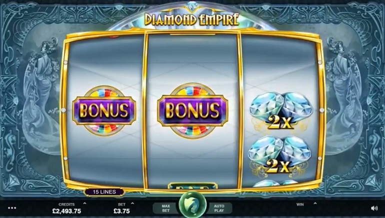 2 Nuevas Slots de Microgaming que serán estrenadas en Abril: Dream Date y Diamond Empire