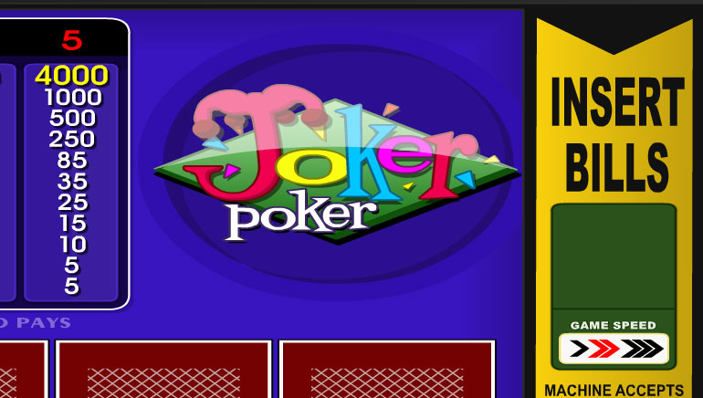 Juega Aces and Faces Video Poker Online en Casino.com Colombia