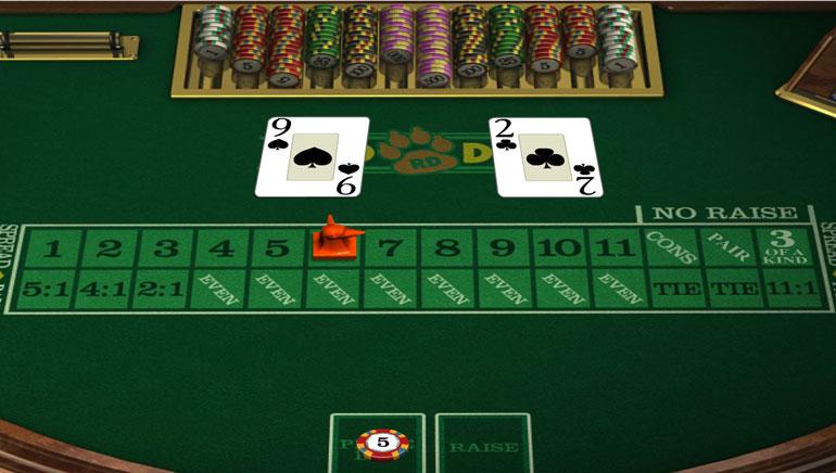 juegos de poker online: