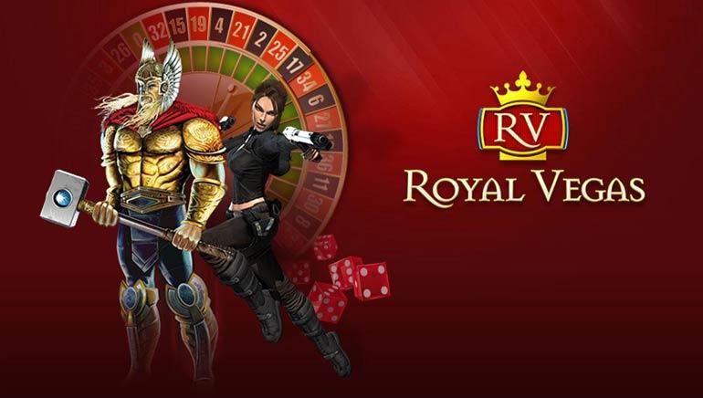 La colección de juegos del casino Royal Vegas impresionará incluso a los jugadores más exigentes